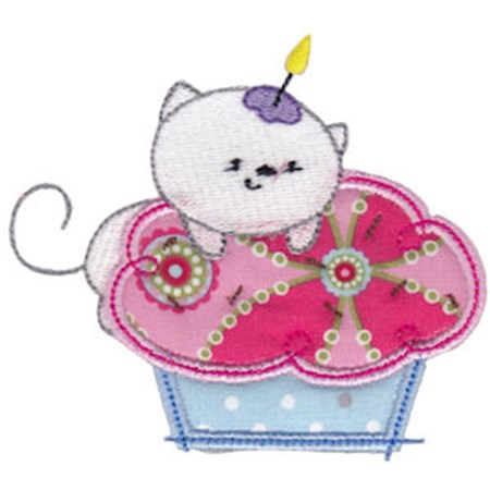 Cupcake Critters Applique 11