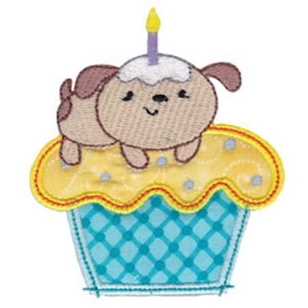 Cupcake Critters Applique 2