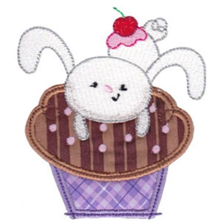 Cupcake Critters Applique 8