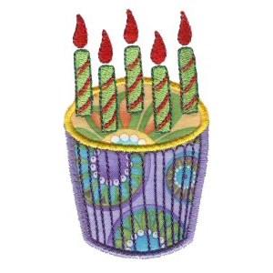 Cupcakes Applique Too 11