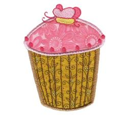 Cupcakes Applique Too 4