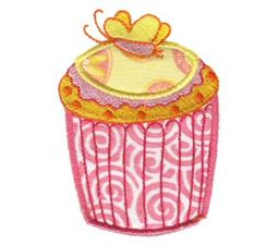 Cupcakes Applique Too 5