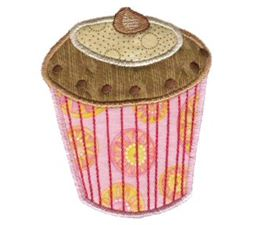 Cupcakes Applique Too 6