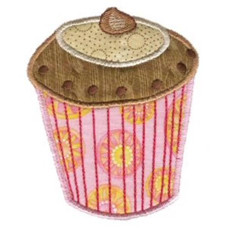 Cupcakes Applique Too 6