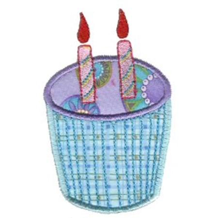 Cupcakes Applique Too 8