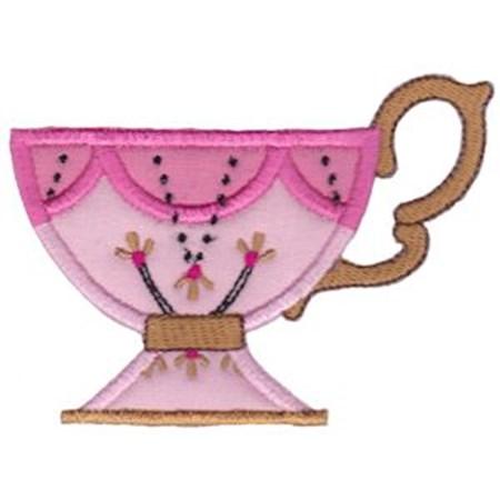 Cup Collection Applique 1