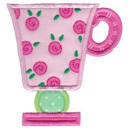 Cup Collection Applique 4