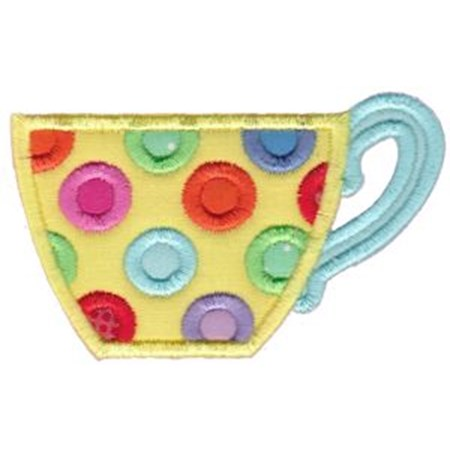 Cup Collection Applique 9