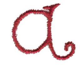Cute Alphabet 27