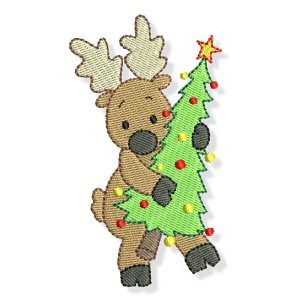 Cute Christmas Critters 10