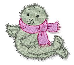 Cute Christmas Critters Too 1