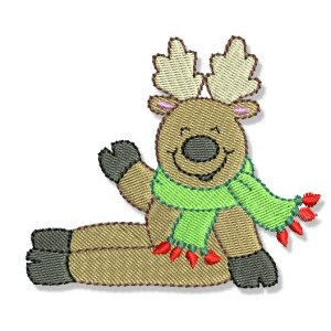 Cute Christmas Critters Too 4