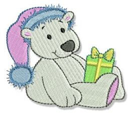 Cute Christmas Critters Too 9