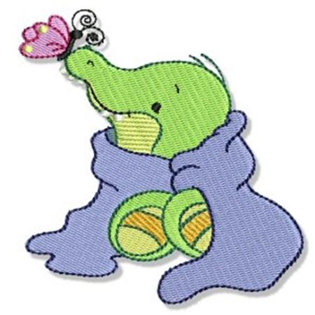 Cute Croc 1