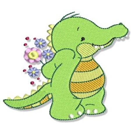 Cute Croc 2