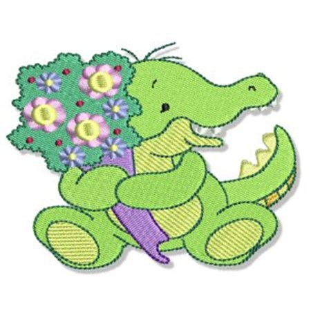 Cute Croc 4