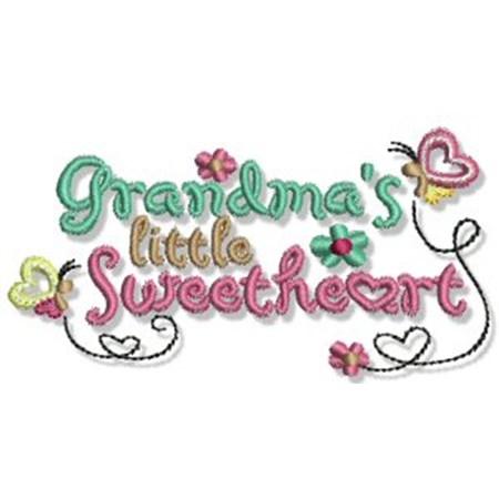 Grandma;s Little Sweetheart
