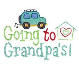 Going To Grandpa