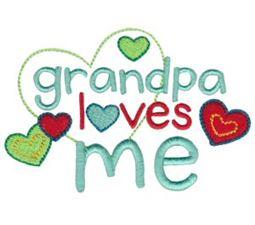 Grandpa Loves Me