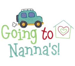 Going To Nanna