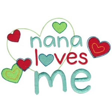 Nana Loves Me