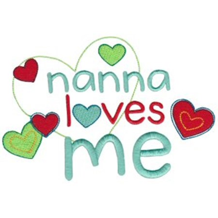Nanna Loves Me