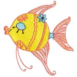 Decorative Sea Creatures 1
