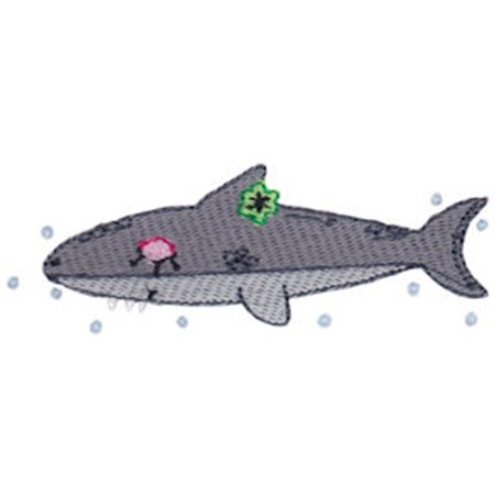 Decorative Sea Creatures Too 4