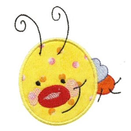 Doodle Bugs Applique 3