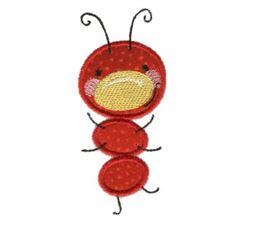 Doodle Bugs Applique 4