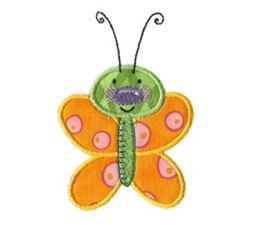 Doodle Bugs Applique 8