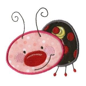 Doodle Bugs Applique 9