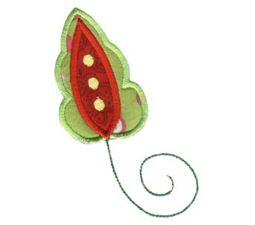 Doodle Flowers Applique 12
