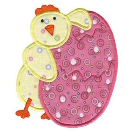 Easter Applique 5