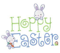 Easter Sentiments 1