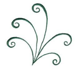 Elegant Swirls 1