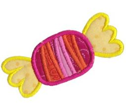 Eye Candy Applique 4