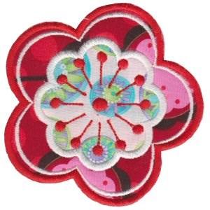 Fabulous Flowers Applique 9