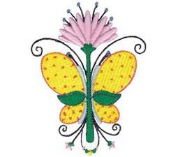 Fanciful Fleur De Lis 3