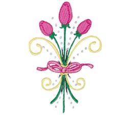 Fanciful Fleur De Lis 7