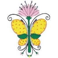 Fanciful Fleur De Lis