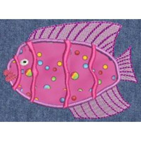 Fishies Applique 7