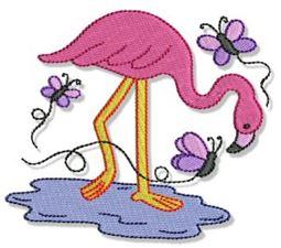 Flamingos 9