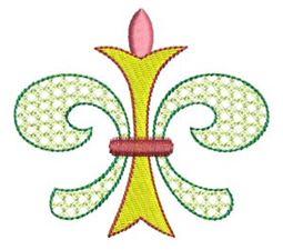 Fleur De Lis 13