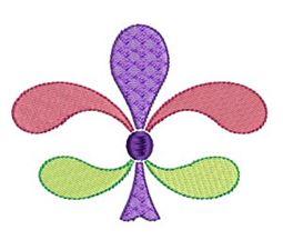 Fleur De Lis 8