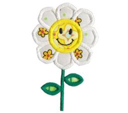 Flower Power Applique 10