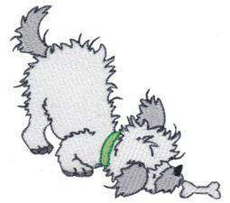 Fluffy Puppies 11