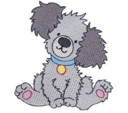 Fluffy Puppies 9