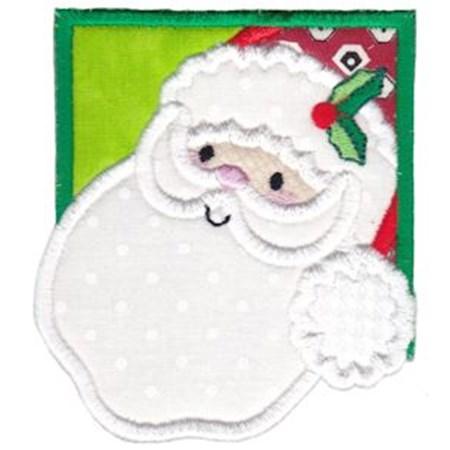 Framed Christmas Moments Applique 8