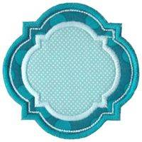 Frame It Applique